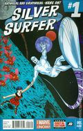 Silver Surfer (2014 5th Series) 1E