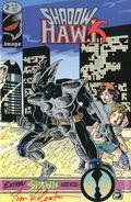 Shadowhawk (1992 1st Series) 2WCCSIGNED