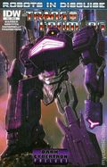 Transformers (2012 IDW) Robots In Disguise 21RI