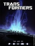 Transformers The Art of Prime HC (2013 IDW) 1-REP