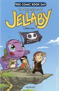 Adventures of Jellaby (2014 Capstone) Free Comic Book Day 0