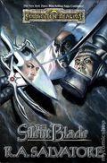 Forgotten Realms The Silent Blade HC (1998 Novel) 1-1ST