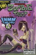 Zombie Tramp and Ehmm Theory (2014 Action Lab) Free Comic Book Day 0