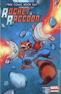 Rocket Raccoon (2014 Marvel) Free Comic Book Day 1