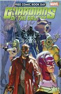 Guardians of the Galaxy (2014 Marvel) Free Comic Book Day 0