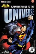 JLA: Superman's Guide to the Universe HC (2003 DK Readers) 1-1ST