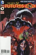 DC Comics The New 52 Futures End FCBD (2014 DC) Free Comic Book Day 0