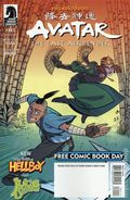 Avatar The Last Airbender (2014 Dark Horse) Free Comic Book Day 2014