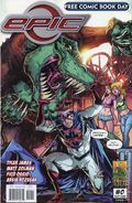 Epic (2014 Comixtribe) Free Comic Book Day 0