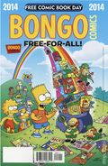 Bongo Comics Free-For-All (2005 Bongo Comics) FCBD 2014