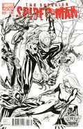 Superior Spider-Man (2013 Marvel NOW) 31MIDTOWNB&W