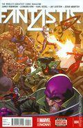 Fantastic Four (2014 5th Series) 4