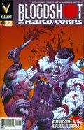 Bloodshot and Hard Corps: Hard Corps (2012 3rd Series) 22A