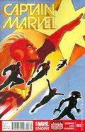 Captain Marvel (2014 8th Series) 3A