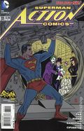 Action Comics (2011 2nd Series) 31B