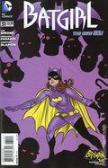Batgirl (2011 4th Series) 31B
