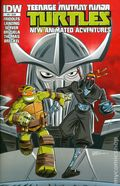Teenage Mutant Ninja Turtles New Animated Adventures (2013 IDW) 11