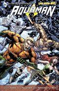 Aquaman HC (2012-2016 DC Comics The New 52) 4-1ST