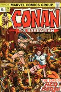 Conan the Barbarian (1970) UK Edition 24