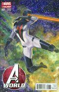 Avengers World (2014) 1E