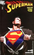 Superman the Man of Steel (2006 Best Buy DVD Edition) 1ROSS-BLACK