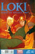 Loki Agent of Asgard (2014) 3C