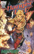 Danger Girl Mayday (2014 IDW) 2SUB