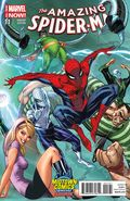 Amazing Spider-Man (2014 3rd Series) 1.1MIDTOWN