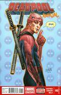 Deadpool (2012 3rd Series) Annual 2