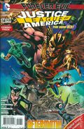 Justice League of America (2013 3rd Series) 14COMBO