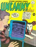 Uncanny Tales (UK Series 1963-1989 Alan Class) 118