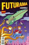 Futurama Comics (2000 Bongo) 71