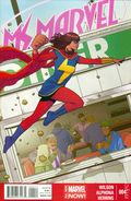 Ms. Marvel (2014 3rd Series) 4A