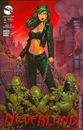 Grimm Fairy Tales Neverland Age of Darkness (2014 Zenescope) 3A