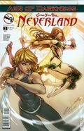 Grimm Fairy Tales Neverland Age of Darkness (2014 Zenescope) 3C