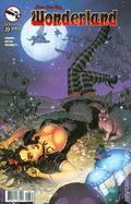 Grimm Fairy Tales Presents Wonderland (2012 Zenescope) 23C