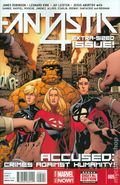 Fantastic Four (2014 5th Series) 5A
