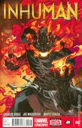 Inhuman (2014 Marvel) 2A