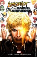 Longshot Saves the Marvel Universe TPB (2013) 1-1ST