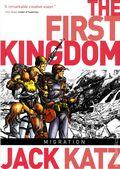 First Kingdom HC (2013-2014 Titan Comics) 4-1ST