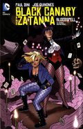 Black Canary and Zatanna: Bloodspell HC (2014 DC) 1-1ST