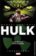 Marvel Knights Hulk: Transforme TPB (2013 Marvel) 1-1ST