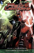 Red Lanterns TPB (2012-2015 DC Comics The New 52) 4-1ST