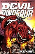 Devil Dinosaur TPB (2014 Marvel) By Jack Kirby The Complete Collection 1-1ST