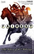 Fairest TPB (2012-2015 DC/Vertigo) From the Pages of Fables 3-1ST