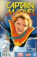 Captain Marvel (2014 8th Series) 2C