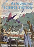 Astounding Science Fiction (1938-1960 Street and Smith) Pulp Vol. 60 #6