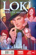 Loki Agent of Asgard (2014) 5A