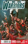 New Warriors (2014 5th Series) 5