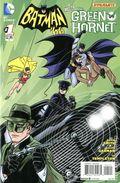Batman '66 Meets Green Hornet (2014) 1B